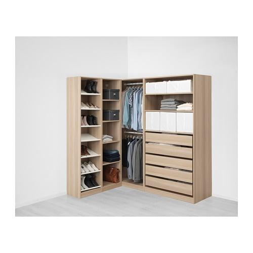 pax sarok gardr b 160 188x201 cm ikea. Black Bedroom Furniture Sets. Home Design Ideas