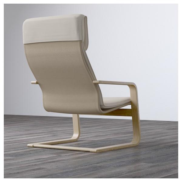 PELLO Fotel, Holmby natúr IKEA