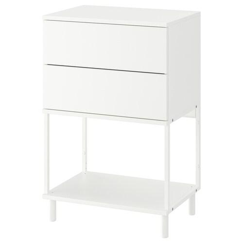IKEA PLATSA 2-fiókos szekrény