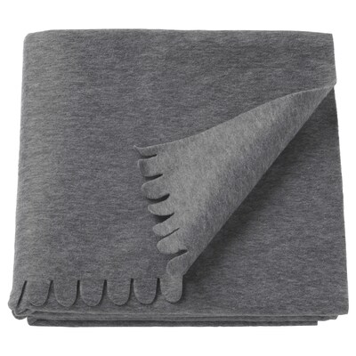 POLARVIDE takaró szürke 170 cm 130 cm