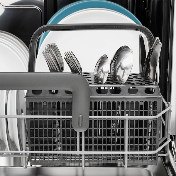 RENODLAD Beépített mosogatógép, IKEA 500, 60 cm