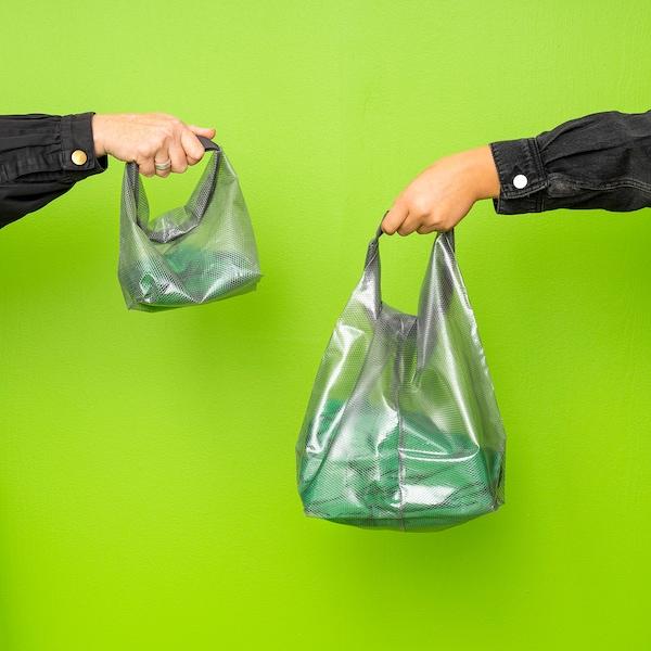 RENSARE Vízálló táska, 24x15x46 cm/9 l