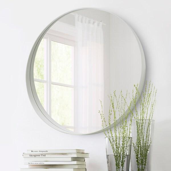 ROTSUND tükör fehér 10 cm 80 cm