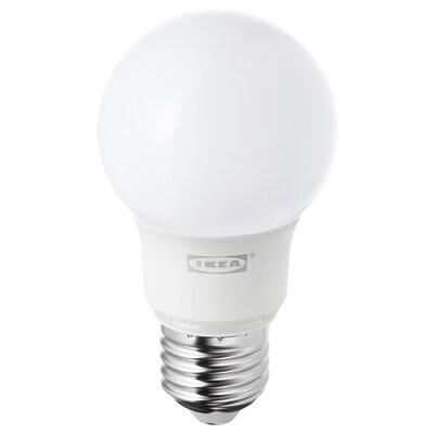 RYET LED-es izzó E27 400 lm kerek opálfeh 400 lumen 5 W