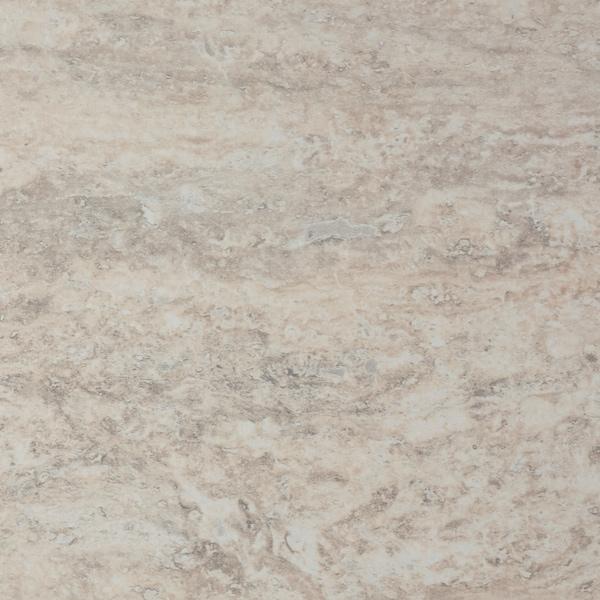 SÄLJAN Rendelésre készült munkalap, bézs kő hat./laminált, 63.6-125x3.8 cm