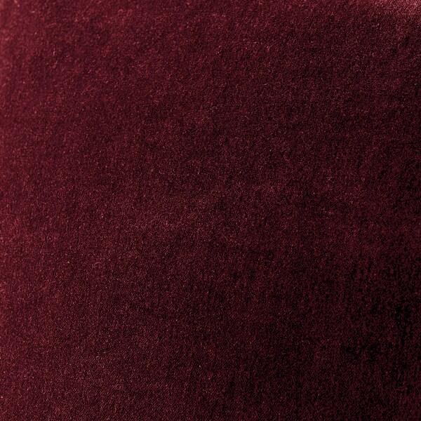 SANELA díszpárnahuzat sötétpiros 40 cm 65 cm
