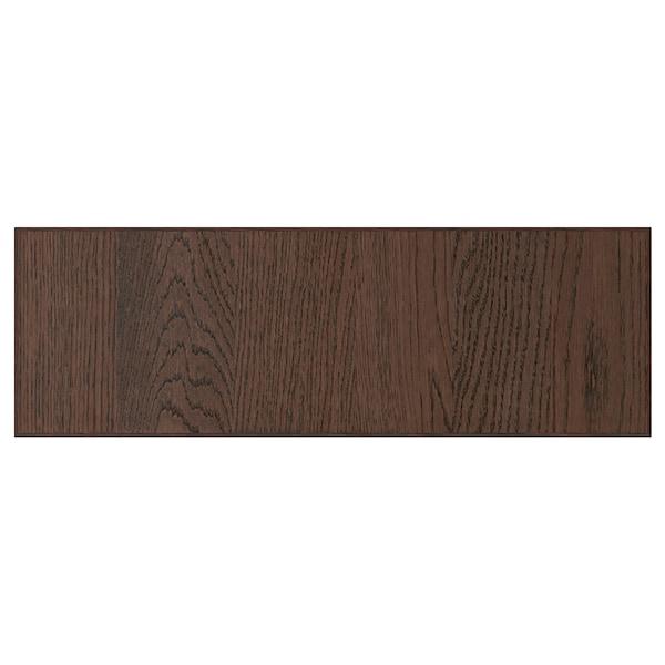SINARP Fiókelőlap, barna, 60x20 cm