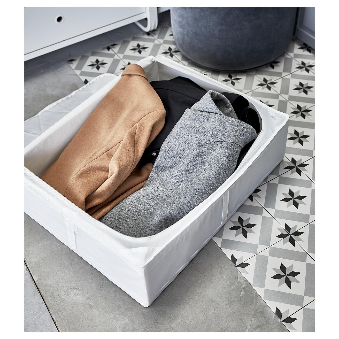 SKUBB Tároló, fehér, 69x55x19 cm IKEA