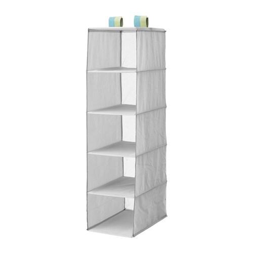 SLÄKTING 5 rekeszes tároló - IKEA