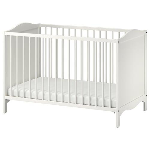 IKEA SMÅGÖRA Rácsos ágy
