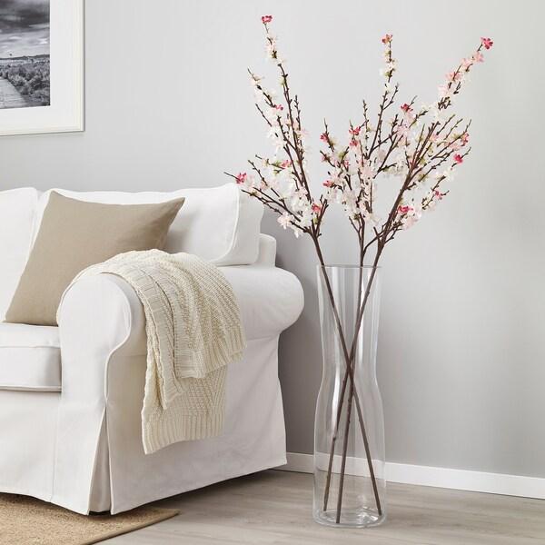 SMYCKA Művirág, cseresznyevirág/rózsaszín, 130 cm