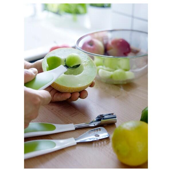 SPRITTA Gyümölcs díszítő szett, zöld