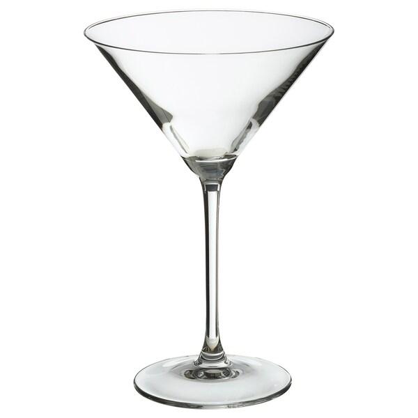 STORSINT Martinis pohár, átlátszó üveg, 24 cl