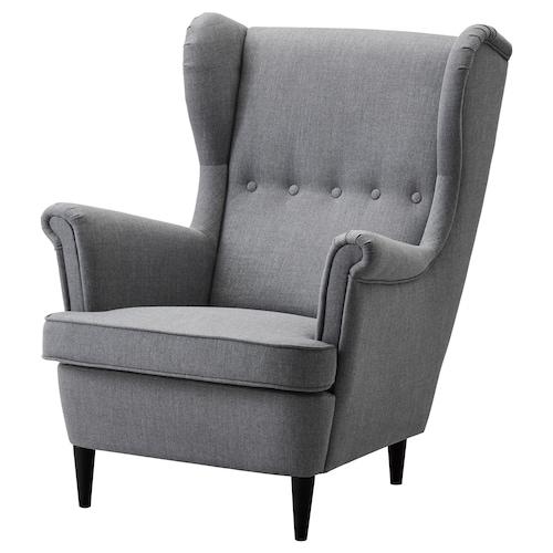 IKEA STRANDMON Füles fotel