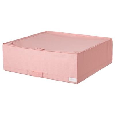 STUK tároló rózsaszín 55 cm 51 cm 18 cm