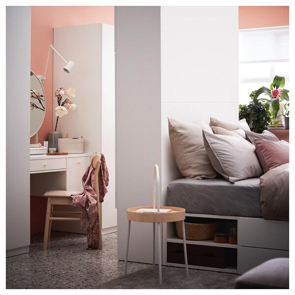 SYVDE fésülködőasztal fehér 100.3 cm 48.2 cm 78 cm