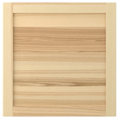 TORHAMN Ajtó, natúr kőris, 60x60 cm