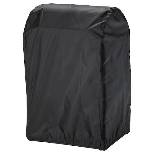 TOSTERÖ grill takaró fekete 72 cm 52 cm 111 cm