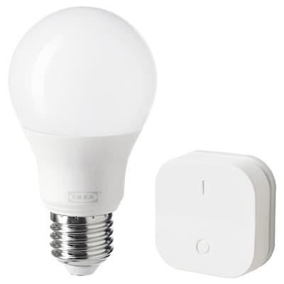 TRÅDFRI fényerő-szabályozó készlet 806 lumen 2700 kelvin 110 mm 60 mm 8.9 W