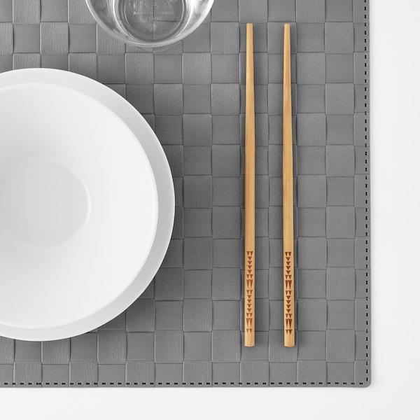 TREBENT evőpálcika,4 pár bambusz 24 cm