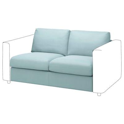 VIMLE 2-személyes ülőrész, Saxemara világoskék