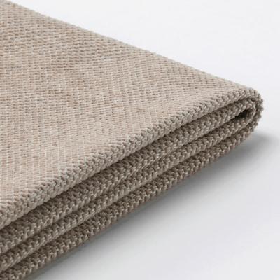 VIMLE 3 sz kanapéágy huzat, fekvőfotellel/Tallmyra bézs
