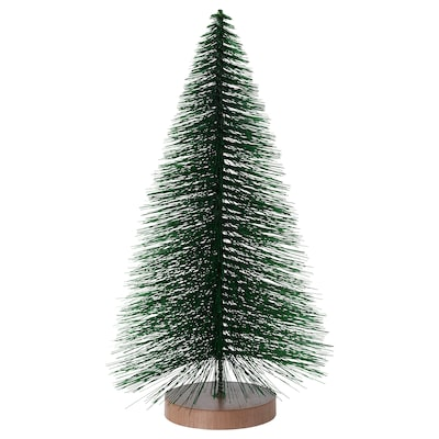 VINTER 2020 Dekoráció, karácsonyfa zöld, 25 cm