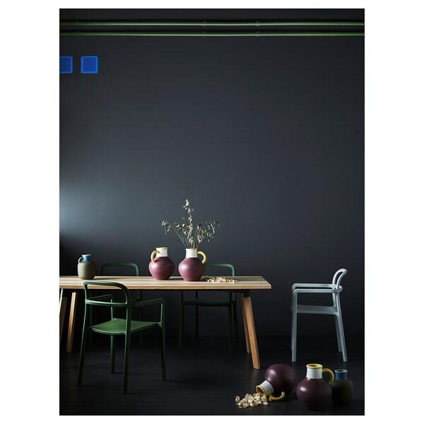 IKEA YPPERLIG Szék+karf,bel/kül