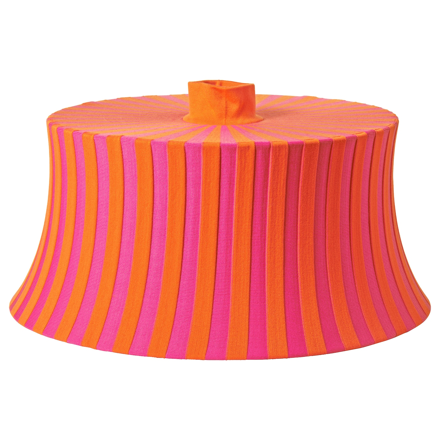 IKEA ÄMTEVIK lamp shade The shade is easy to keep clean because the fabric is machine washable.