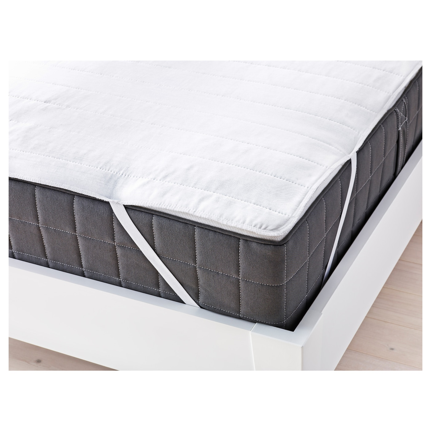 196 Ngsvide Mattress Protector Double Ikea