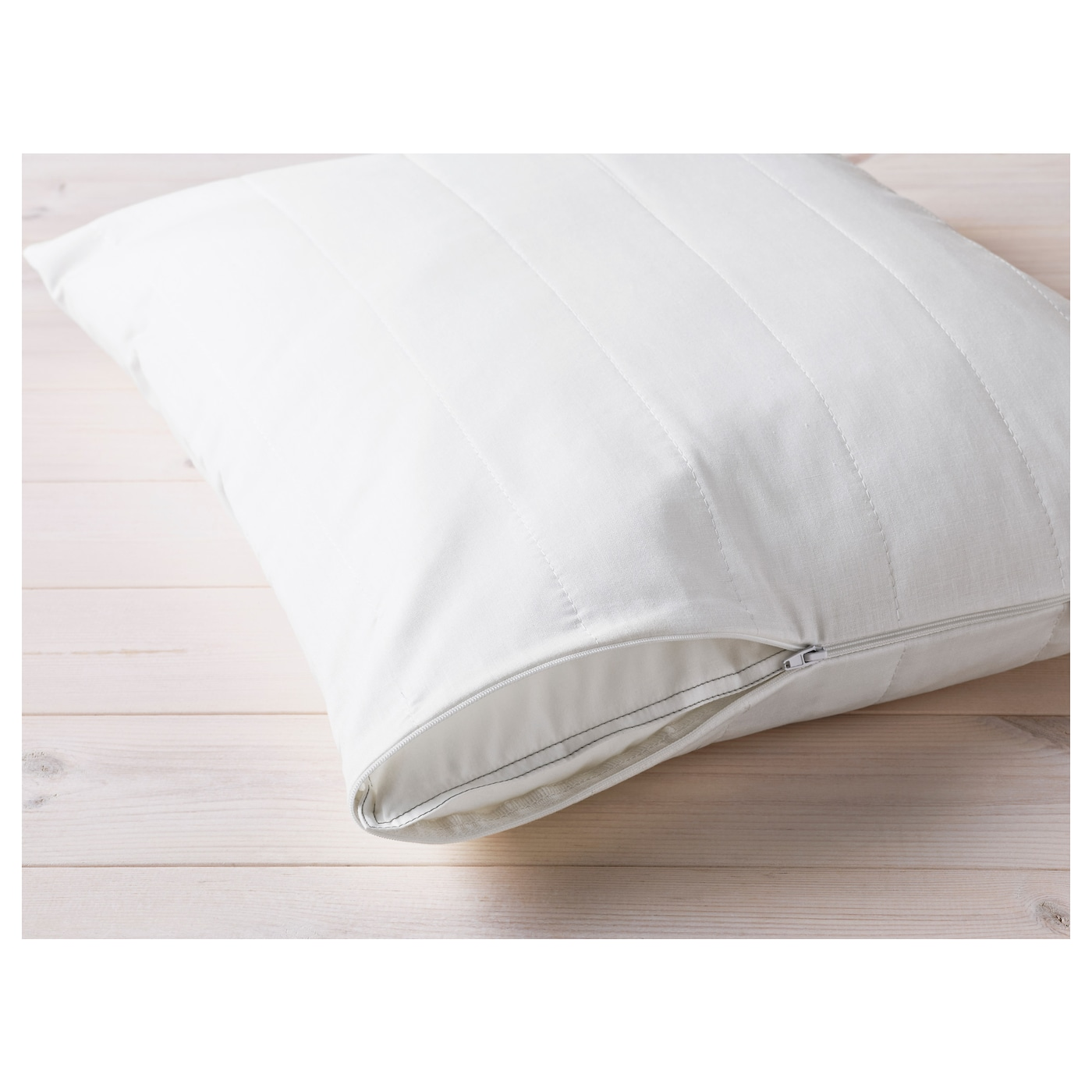 IKEA ÄNGSVIDE pillow protector Protects from stains and dirt and prolongs the life of your pillow.