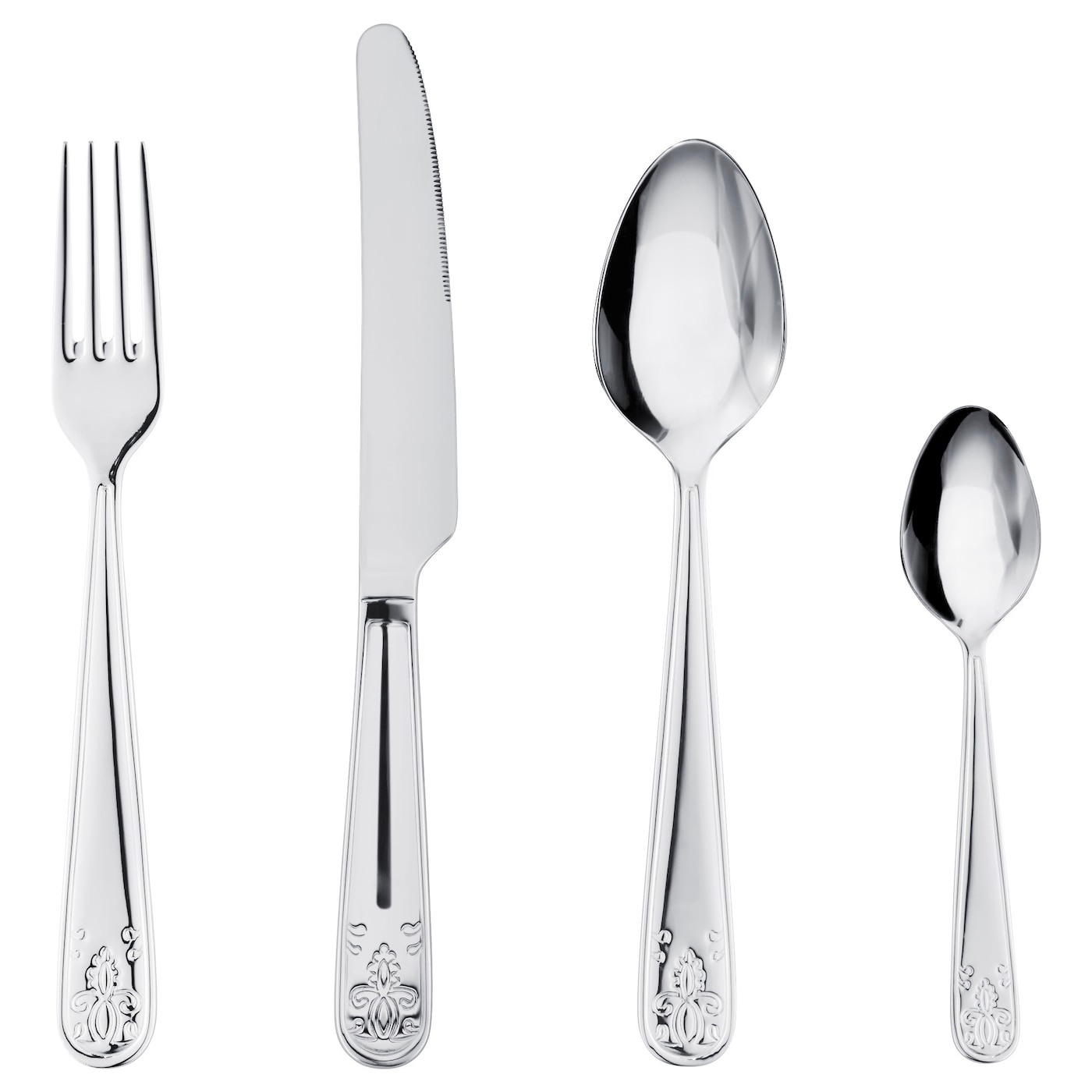 IKEA ÄTBART 24-piece cutlery set