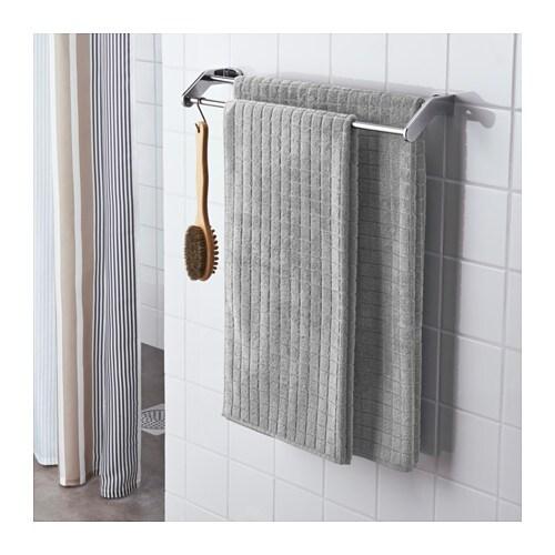 fj rden bath towel grey 70x140 cm ikea. Black Bedroom Furniture Sets. Home Design Ideas