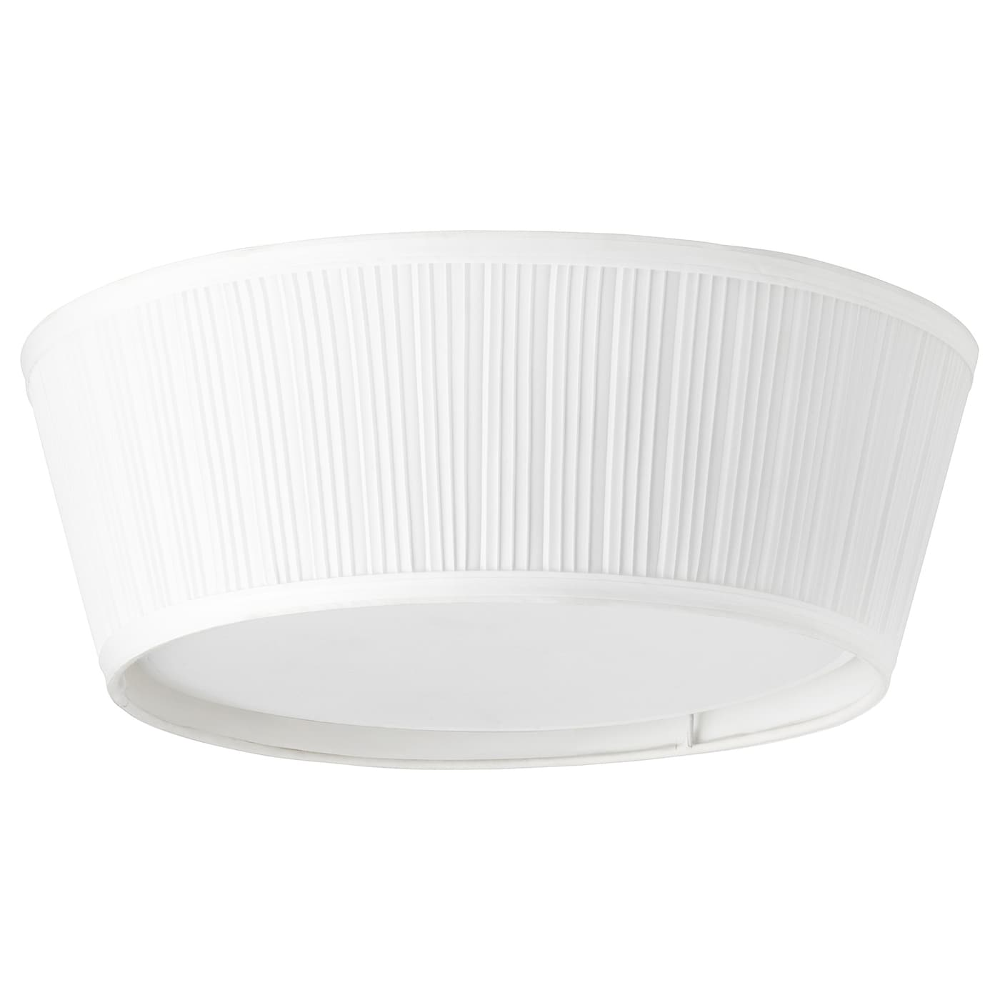 IKEA ÅRSTID ceiling lamp Diffused light that provides good general light in the room.