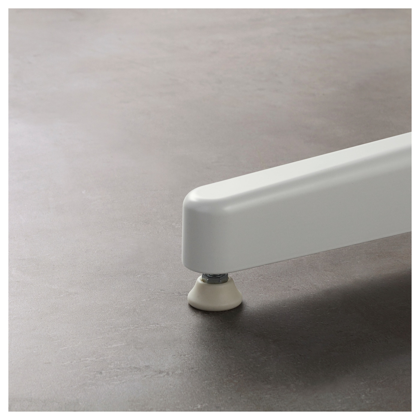 IKEA ALGOT foot Can also be used in bathrooms and other damp areas indoors.