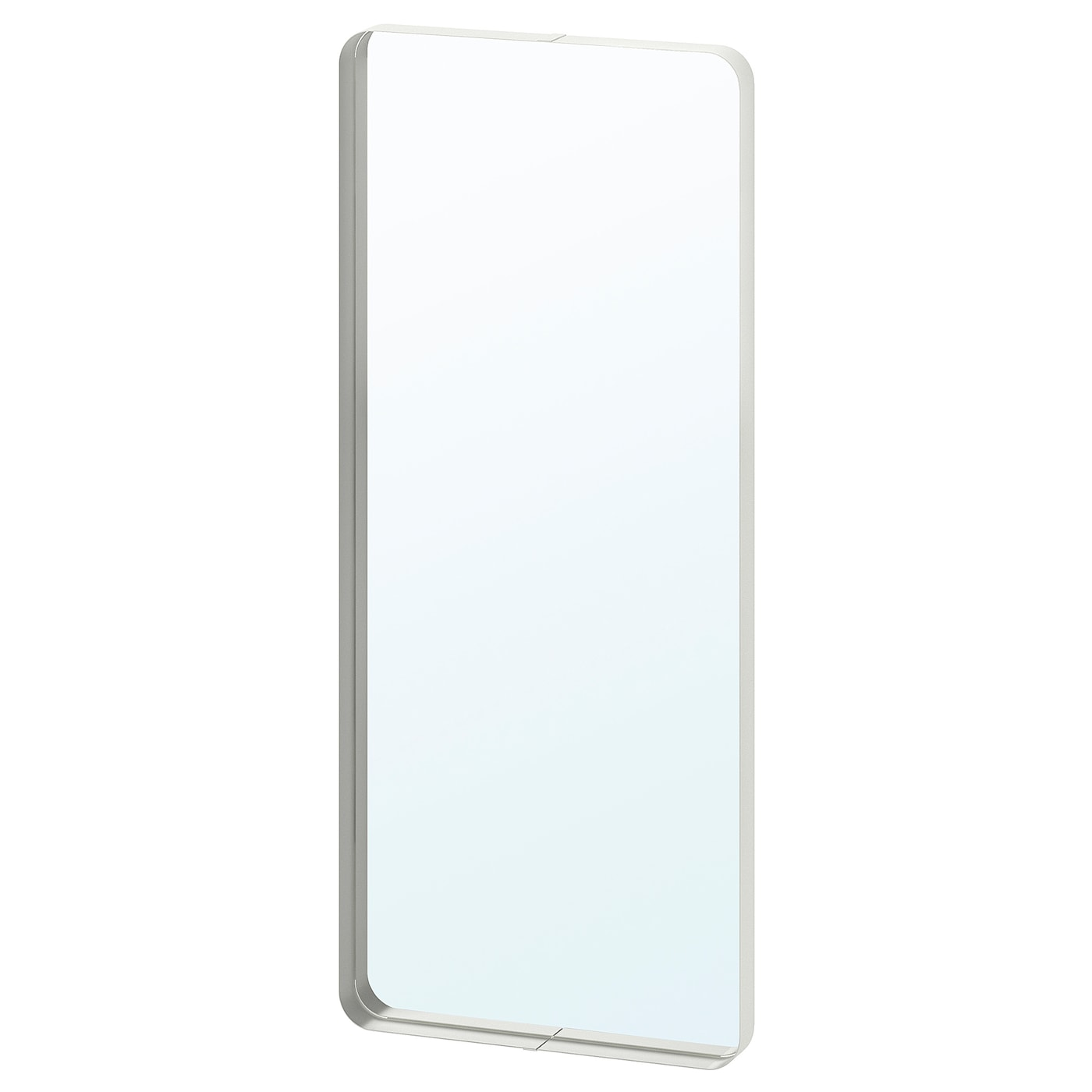 IKEA ALGOT mirror with bracket Just click in on ALGOT wall upright – no tools needed.