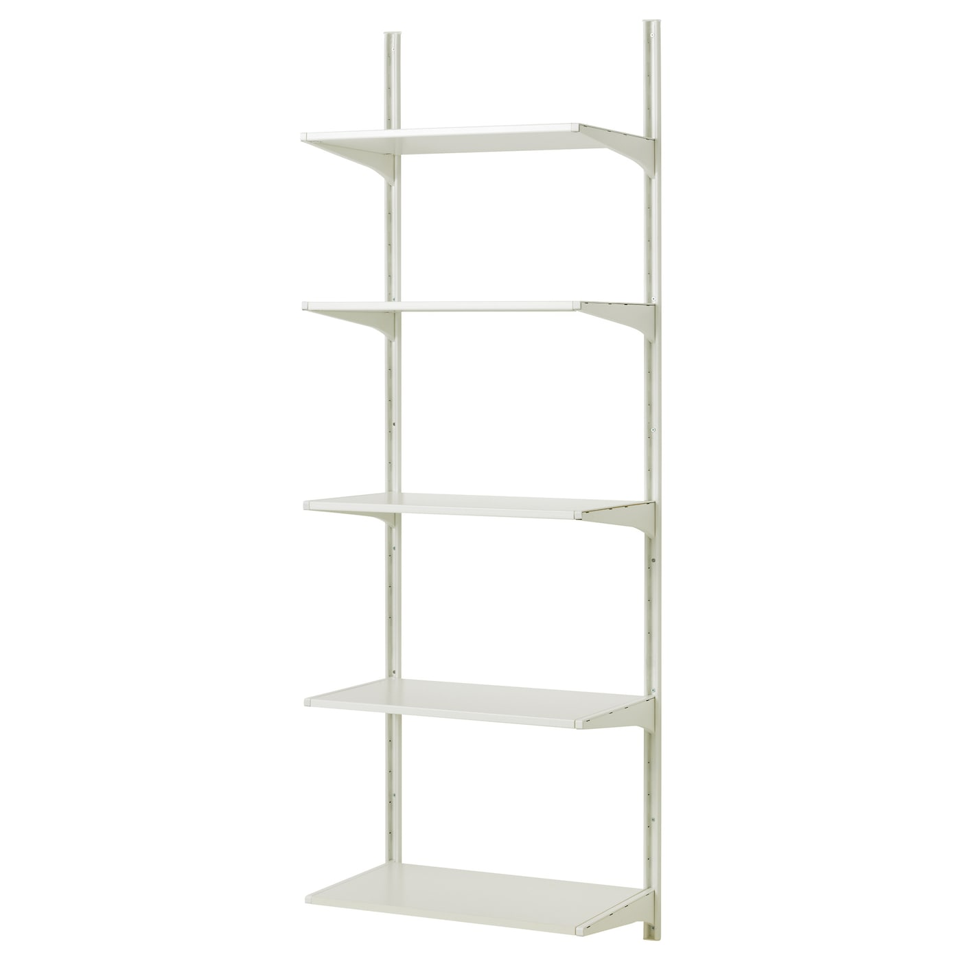 Ikea Steel Shelf