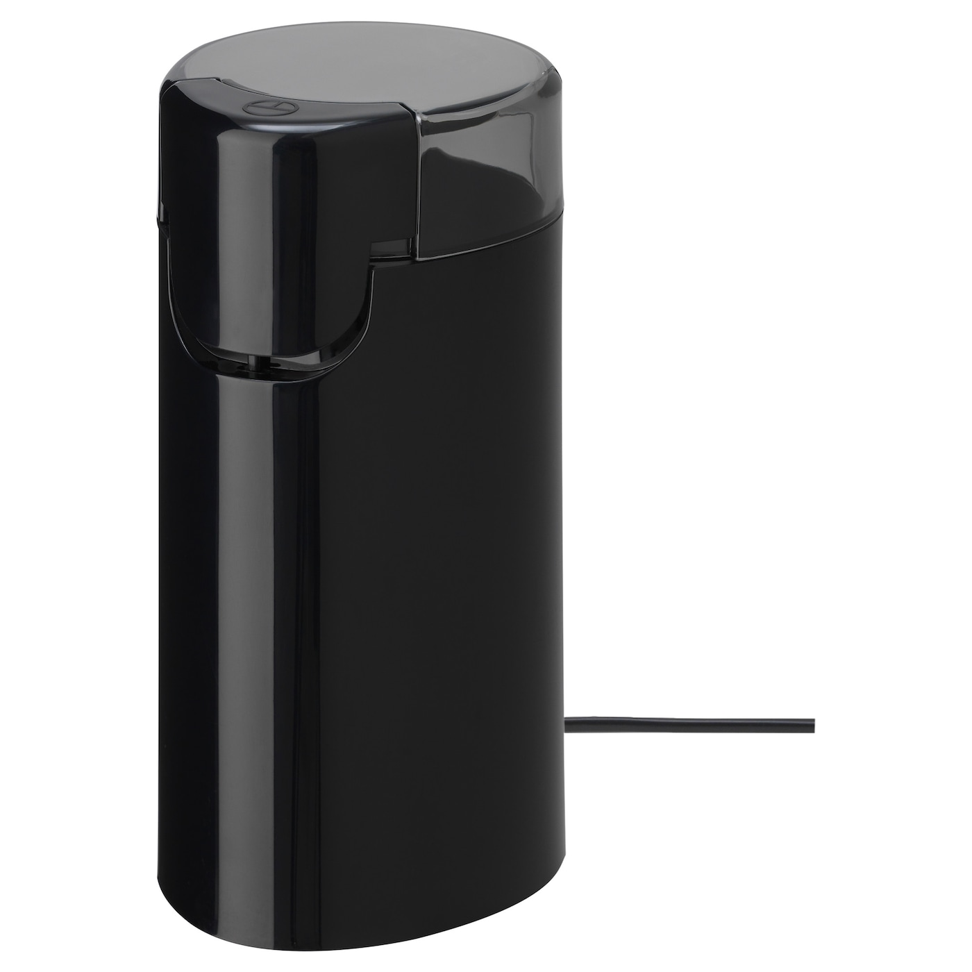 IKEA ALLMÄNNING coffee grinder, electric This coffee grinder is lightweight and easy to store away.