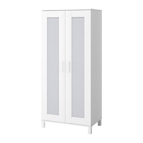 Ikea Aneboda Wardrobe Adjule Hinges Ensure That The Doors Hang Straight