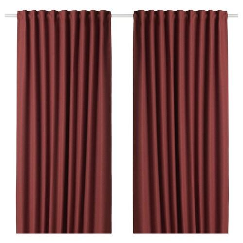 Blackout Curtains Blackout Eyelet Curtains Amp More Ikea