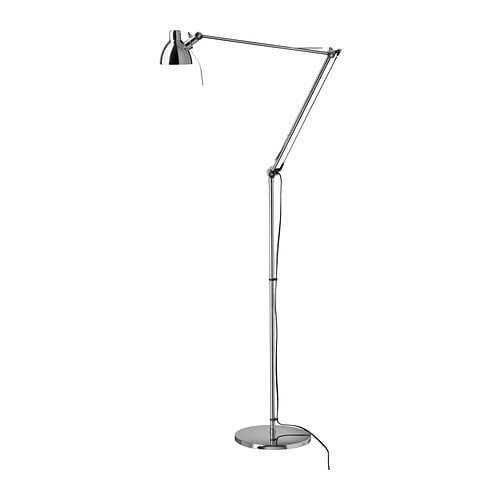 floor reading lamp provides a directed light that is great for reading. Black Bedroom Furniture Sets. Home Design Ideas