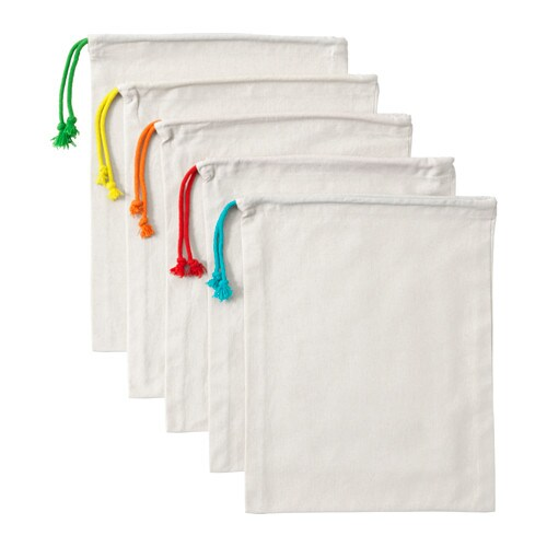 IKEA ANVÄNDBAR pouch Easy to keep clean and fresh as it can be machine washed.