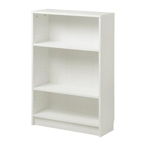 Avdala Bookcase White 65 X 99 Cm Ikea