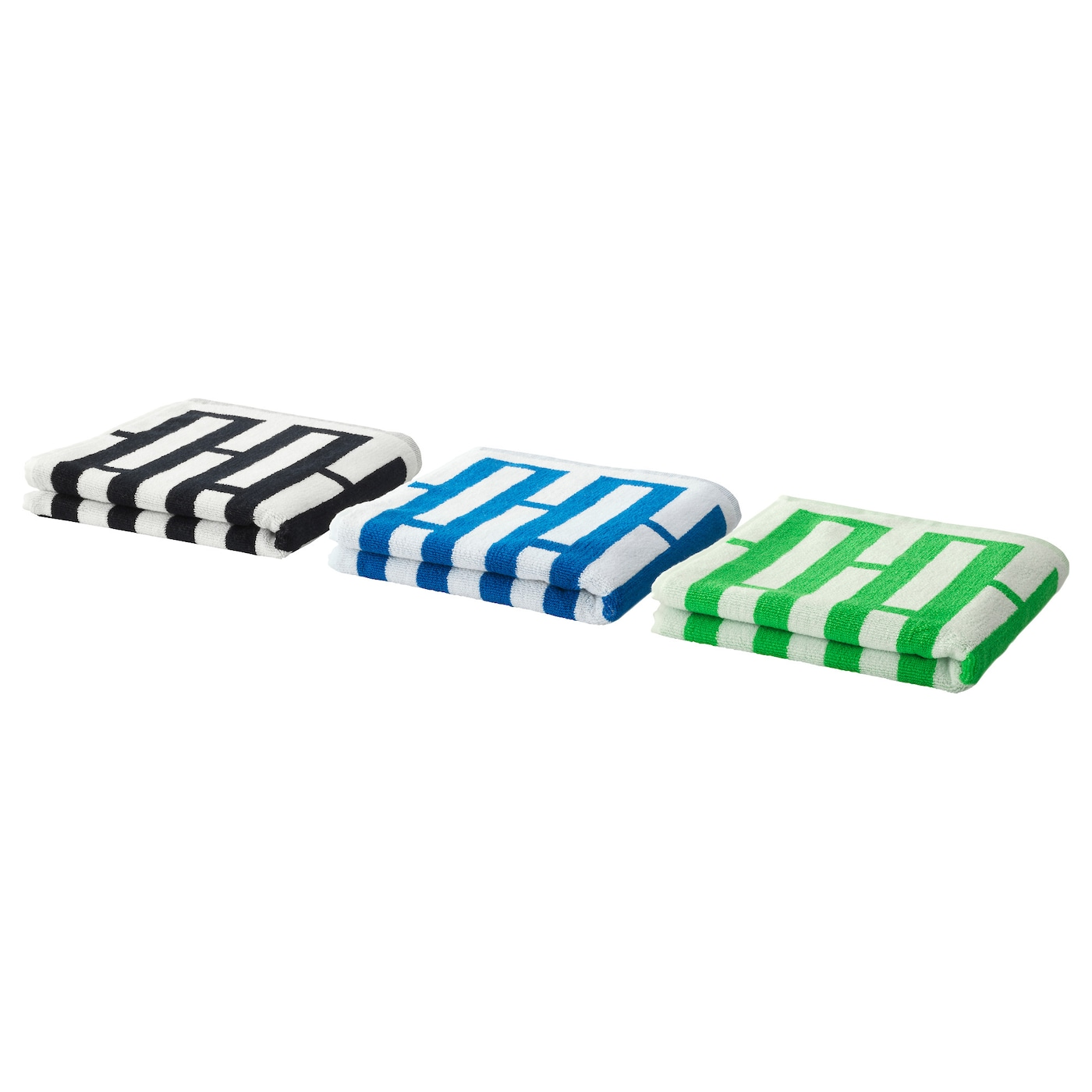IKEA AVSIKTLIG hand towel The long, fine fibres of combed cotton create a soft and durable towel.