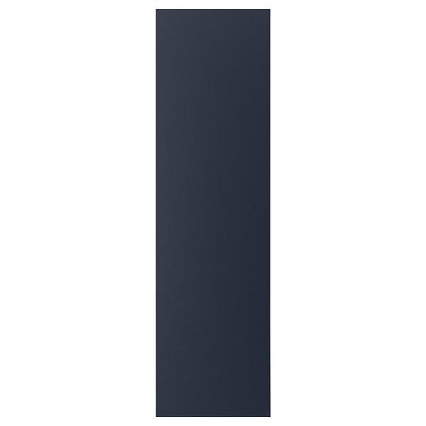 AXSTAD cover panel matt blue 61.5 cm 220.0 cm 1.3 cm