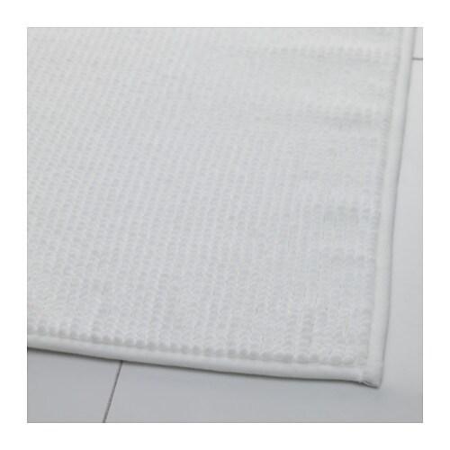 bath mat badaren white