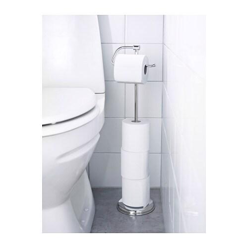 Balungen toilet roll holder chrome plated ikea - Derouleur papier wc ikea ...