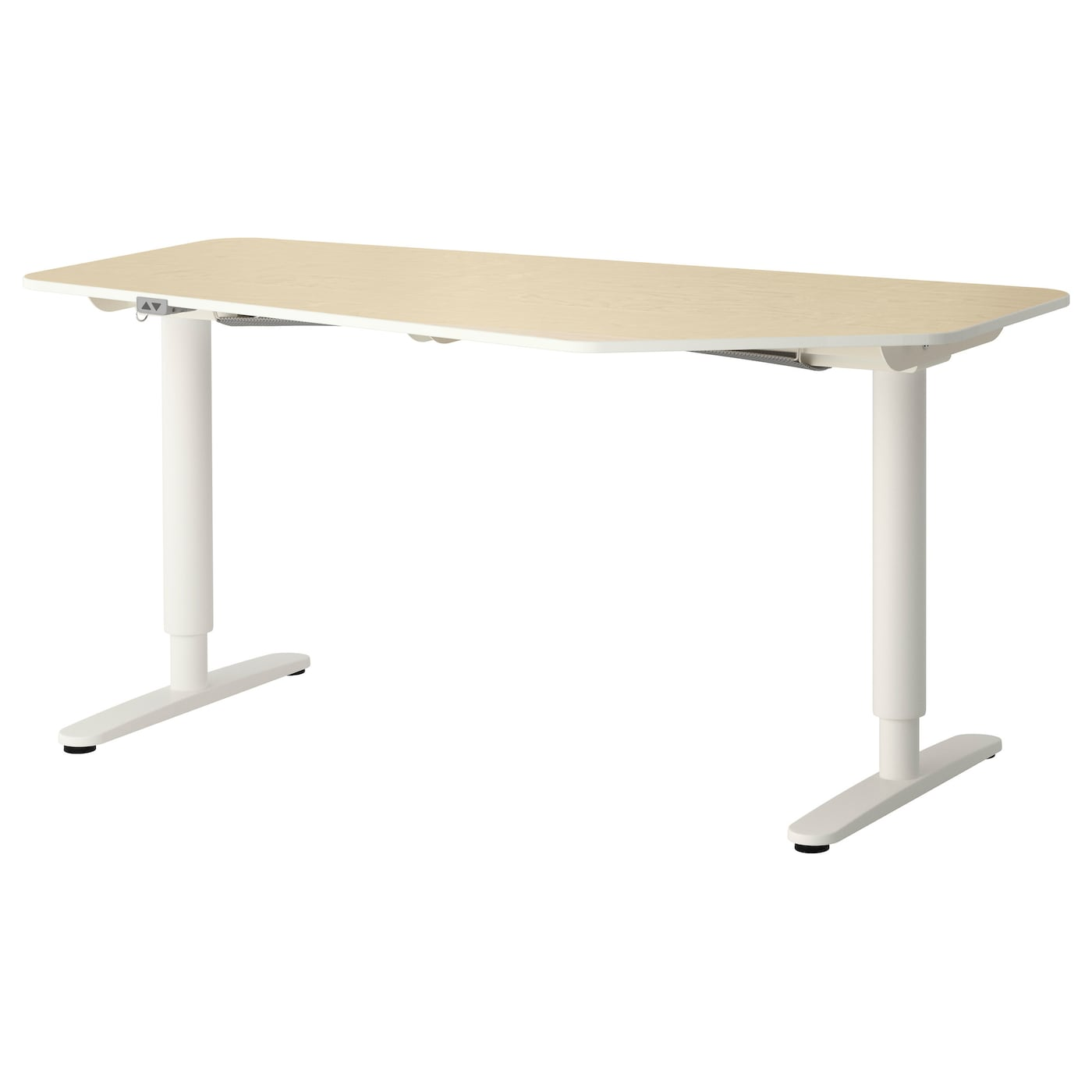 IKEA BEKANT 5-sided desk sit/stand