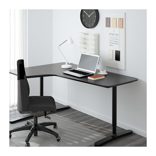 ikea bekant corner desk left 10 year guarantee read about the terms