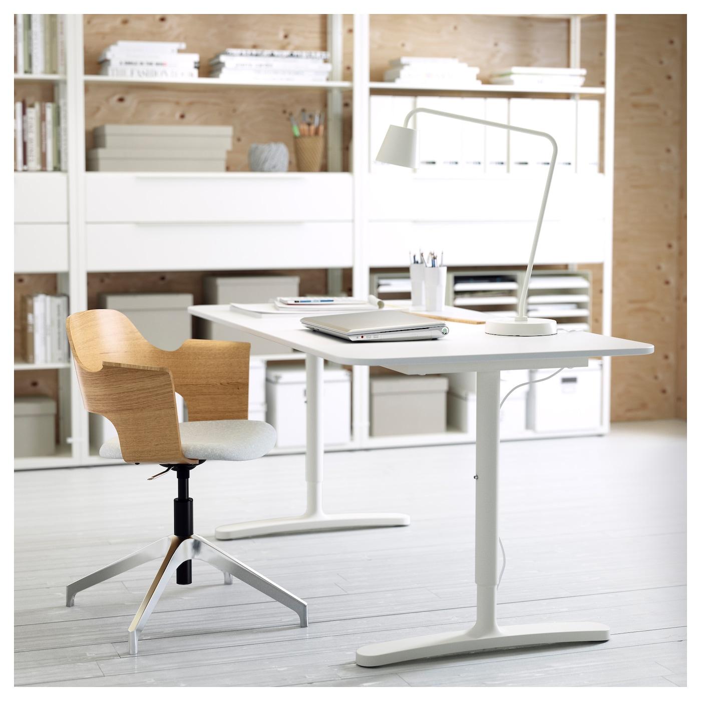 BEKANT Desk White 160x80 cm IKEA